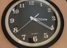 Beautiful Wall Clocks - 32cm at BD 2 each.