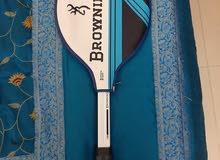 Browning tennis racket