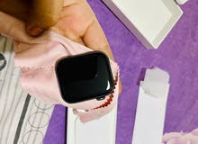 Apple watch se 44mm gps space grey black band