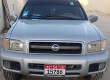 Nissan Pathfinder Japan 2005 model recently maintained 1 year renew
