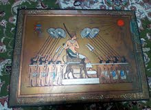 iPhone 7 painting Pharaoh