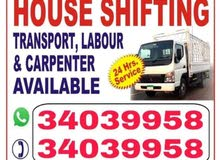Professional Service house villa flat office packer movers carpenter available d