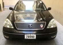 lexus ls430 2001 3/4 ultra