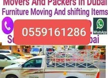 Call For Furniture Moving And Home Shifting Truck Dubai