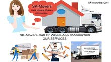 SK-Movers and Packers in Dubai