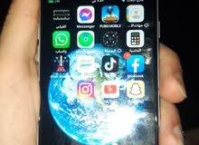 جهاز ايفون 6s مكفول مبدل بيه بس بطاريه وجهاز يخبل امانت الله ذاكره 64 سعره180وبي