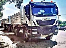 سائق شاحنات ذو خبرة كبيرة أمين