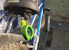 دراجة هوائية جبلية قفازة ( بايسكل دبابة حجم 26 )
