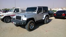 Used Jeep Wrangler for sale in Al Ain