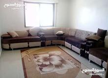 شقة مفروشة للايجار بالقرب من دوار العيادات