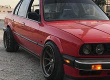 BMW 316 1986 For sale - Red color