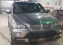 السياره بحالة شاذة BMW x5