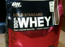 Whey Protein Gold Standard 4.5KG واى بروتين جولد ستاندرد