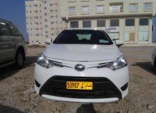 Toyota Yaris car for sale 2015 in Salala city