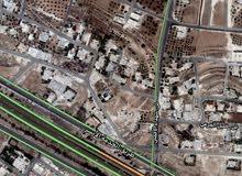 البنيات مرج الفلاح 753م تبعد عن شارع المطار 300م مربعة مع منسوب