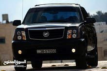 For sale Cadillac Escalade car in Amman