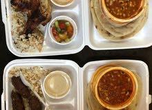 """مطعم """"جاست كبدة"""" .. دكان السعادة عمل وجبات متنوعة وبسعر خااااص جداً"""
