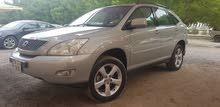 Available for sale! +200,000 km mileage Lexus RX 2004