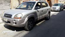 Used condition Hyundai Tucson 2010 with +200,000 km mileage