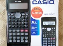 الة حاسبة CASIO ممتازة