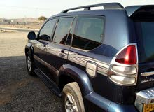 Blue Toyota Prado 2005 for sale