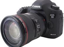 تأجير كاميرات تصوير احترافية مع ملحقاتها بأقل الأسعار