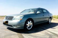 Automatic Lexus 2001 for sale - Used - Liwa city