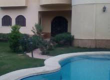 فيلا بحمام سباحة مسجلة بجوار استاد برج العرب دقائق من قرى الساحل الشمالي