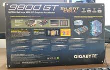 كرت شاشة GIGABYTE  / nvidia GT 9800 G1