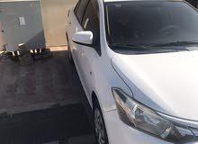 للبيع ياريس سيدان 2014 خليجي وكالة عمان