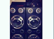 dj speakers  For Rent