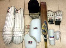 All Cricket kits with Bag