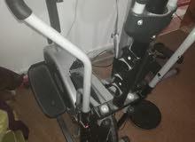 دراجة وسيرمساج