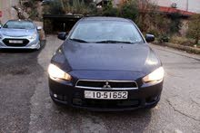 Mitsubishi Lancer 2009 For sale - Blue color