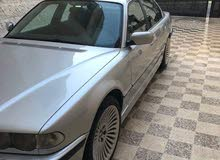 For sale BMW 730 car in Amman