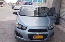 Chevrolet Sonic 2012 For sale - Blue color