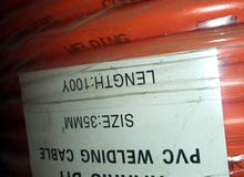 welding cable and mishion