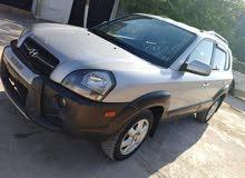 Silver Hyundai Tucson 2007 for sale