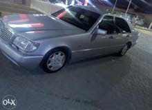 For sale 1994 Silver S 500