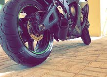 Muscat - Kawasaki motorbike made in 2016 for sale