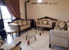 شقة مفروشة 120م للايجار جبل لبنان 2019