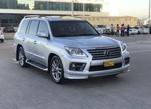 70,000 - 79,999 km Lexus LX 2015 for sale
