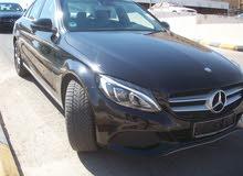 Gasoline Fuel/Power   Mercedes Benz C 180 2016