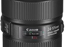 Lens Canon EF 24-105mm f/4 L IS USM