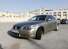 For sale BMW 530 car in Amman