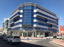 مكاتب ومحلات للايجار في القصيص 2 بجانب الطوار سنتر , أرزو للعقارات