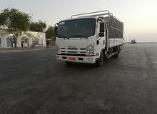 شاحنه 4طن نقل عام مسقط صلاله