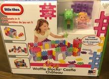 little tikes waffle blocks
