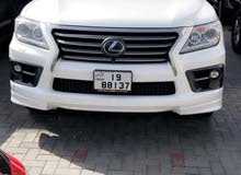 Lexus LX 2014 for sale in Amman