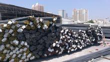مواد بناء حديد تسليح جديد
